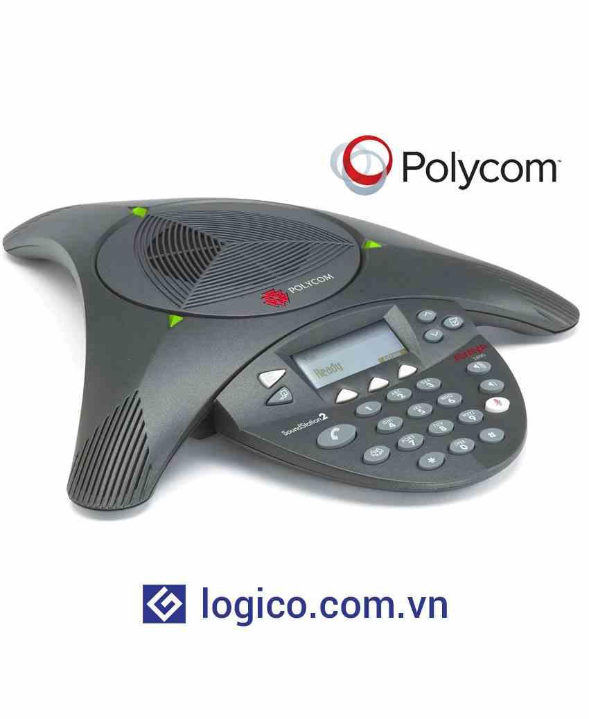 Polycom SoundStation 2 LCD Display