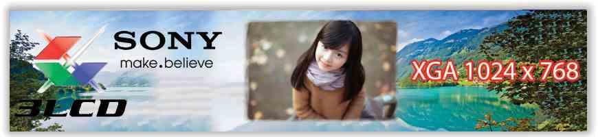 Máy chiếu SONY VPL-CX276 3LCD BrightEra™ Technology