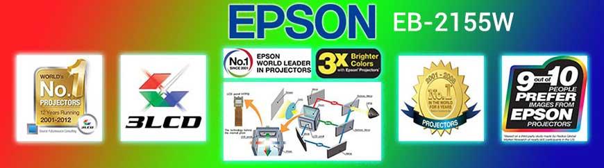 Độ sáng cao cùng công nghệ 3x Bright Color mạnh mẽ vượt trội từ Epson