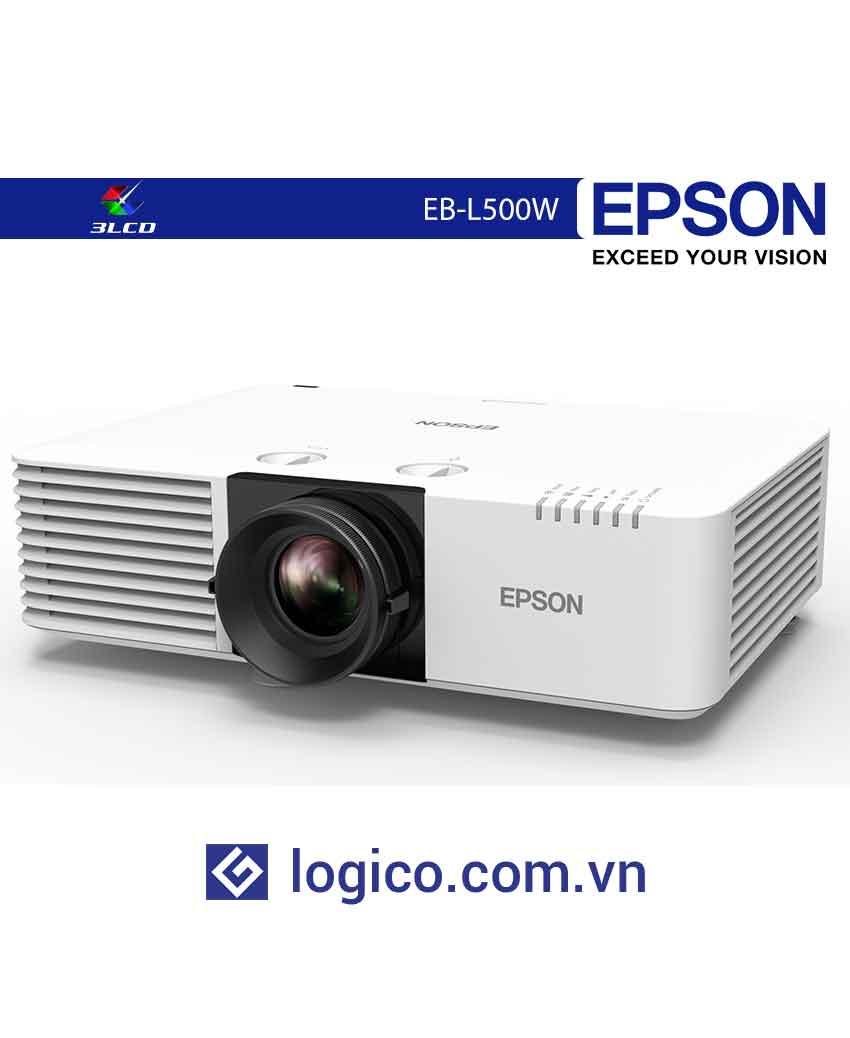 Máy chiếu Laser EPSON EB-L500W