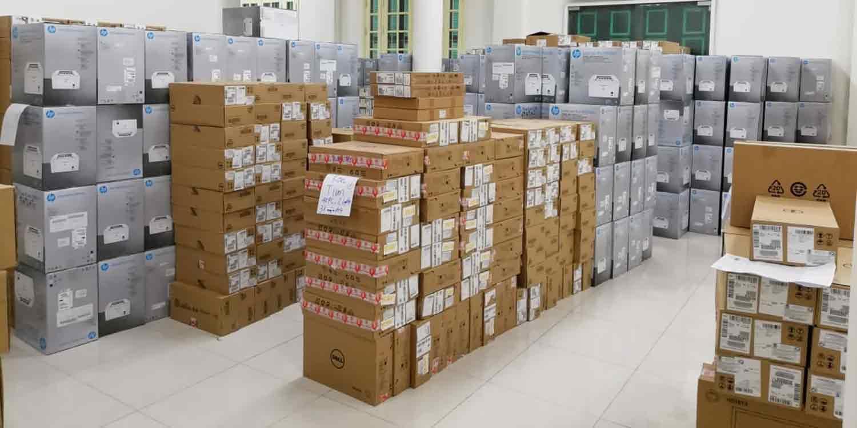 Hạng mục máy tính, máy tin Tổng công ty Bưu điện Việt Nam