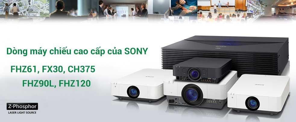 Với máy chiếu Sony, khách hàng sẽ được trải nghiệm hình ảnh với độ chân thực, sống động và sắc nét đến không ngờ