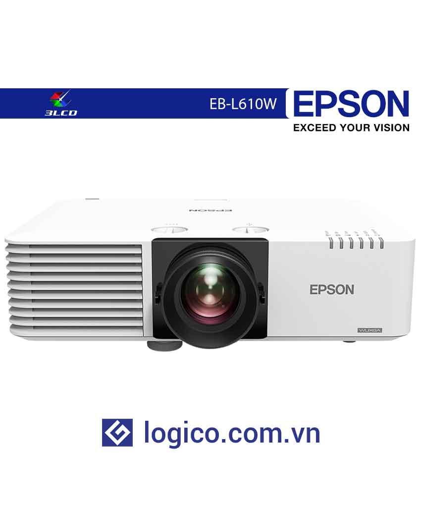 Máy chiếu Laser EPSON EB-L610W