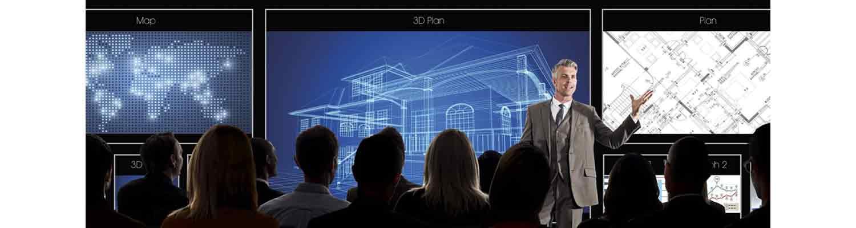 Giải pháp trình chiếu Sony Vision Presentor