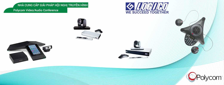 LOGICO chuyên phân phối thiết bị Polycom tại Việt Nam