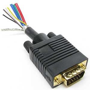 Sửa lỗi máy chiếu bị mờ hình và nhòe chữ - Thay cáp tín hiệu bị hư