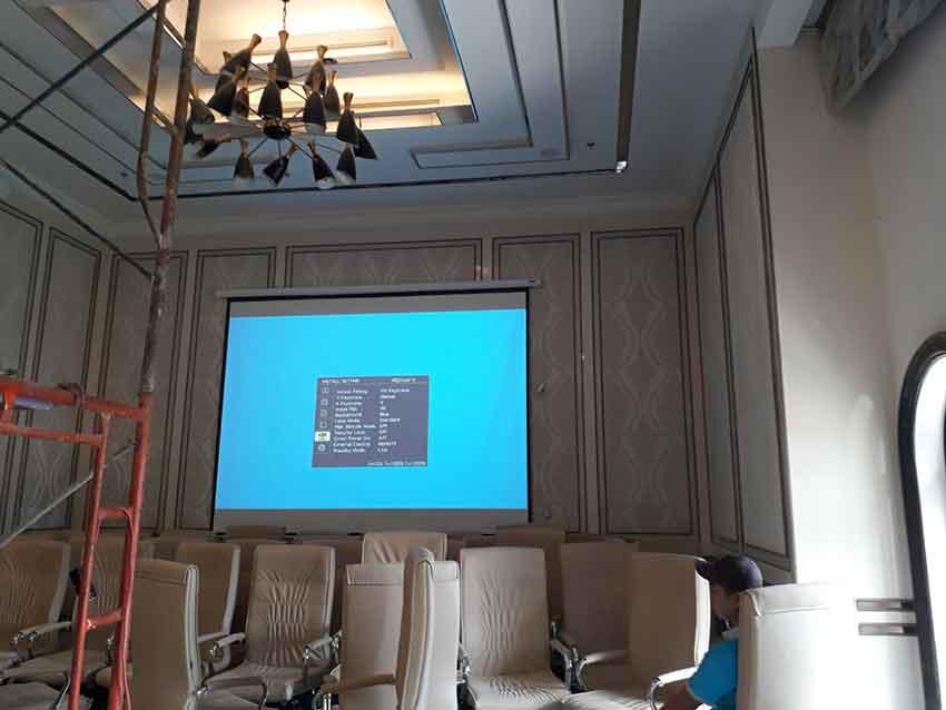 Logico triển khai hệ thống máy chiếu cho tập đoàn VinGroup