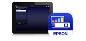 Khởi chạy ứng dụng Epson iProjection