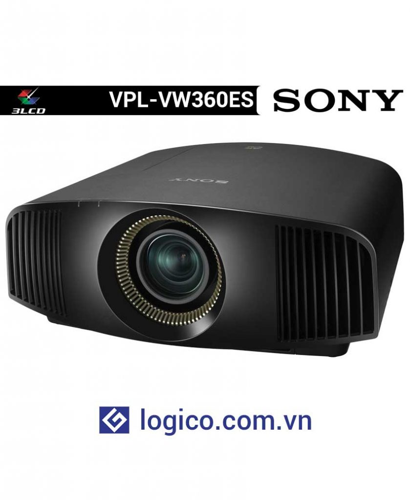 Máy chiếu phim 3D SONY VPL-VW360ES