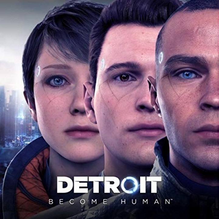 Đĩa game Playstation 4 Detroit: Become Human