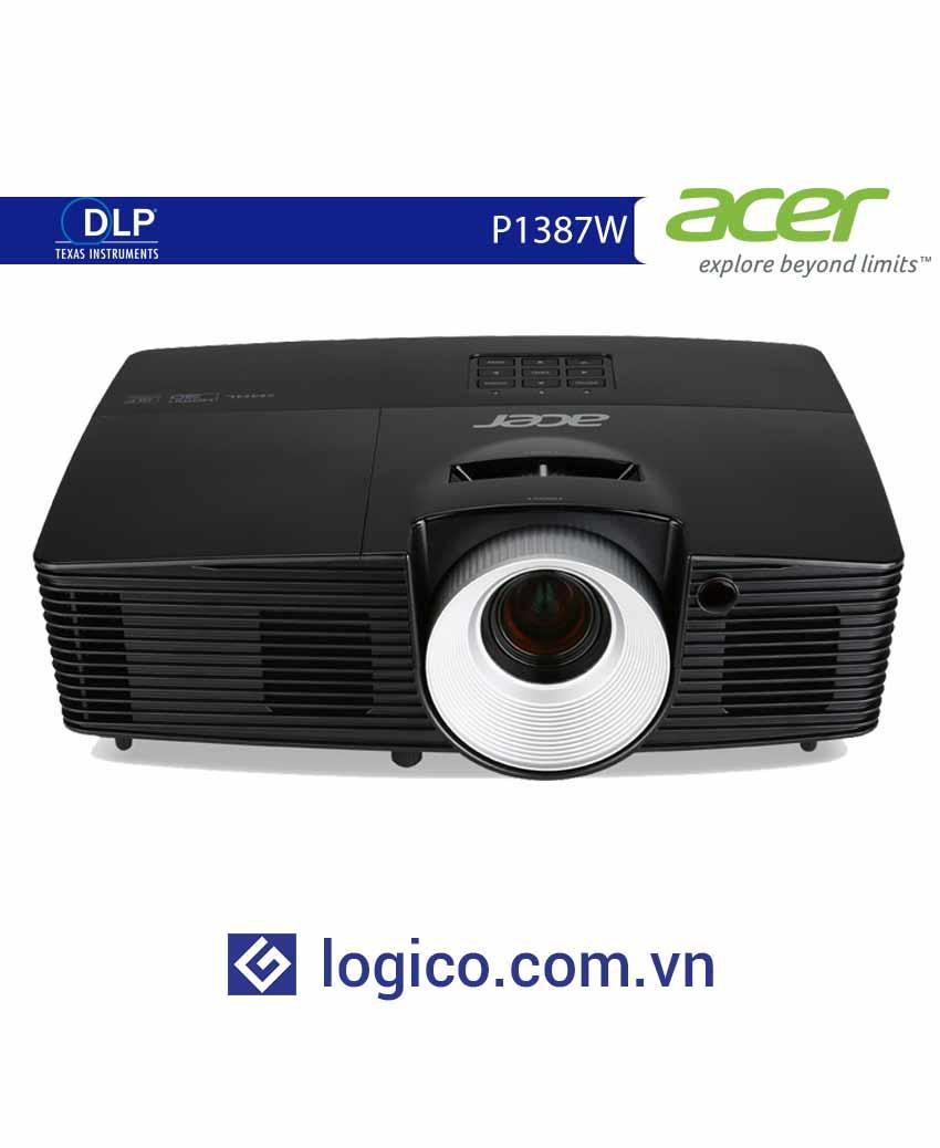 Máy chiếu ACER P1387W