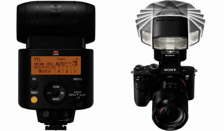 Sony HVL-F45RM Wireless Radio Flash​
