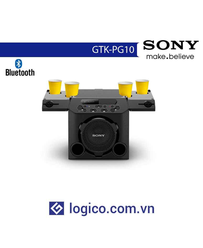 Dàn âm thanh Hifi Sony GTK-PG10