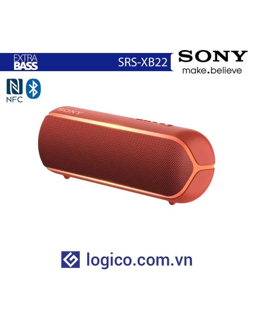 Loa không dây Sony SRS-XB22