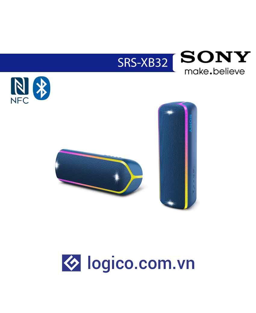Loa không dây Sony SRS-XB32
