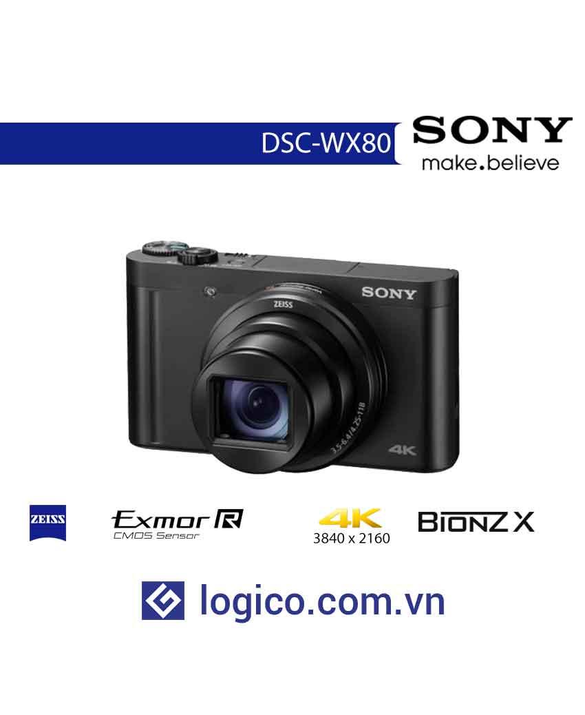 Máy ảnh Cybershot WX800 zoom cao nhỏ gọn
