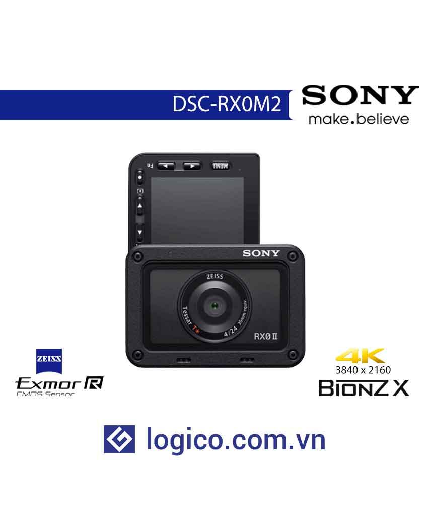 Máy chụp hình Sony KTS DSC-RX0M2