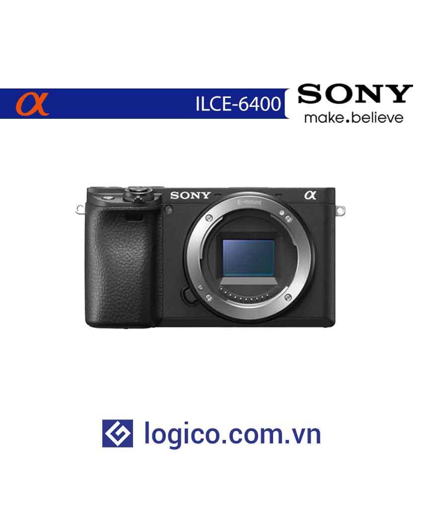 Máy chụp hình Sony KTS ILCE-6400