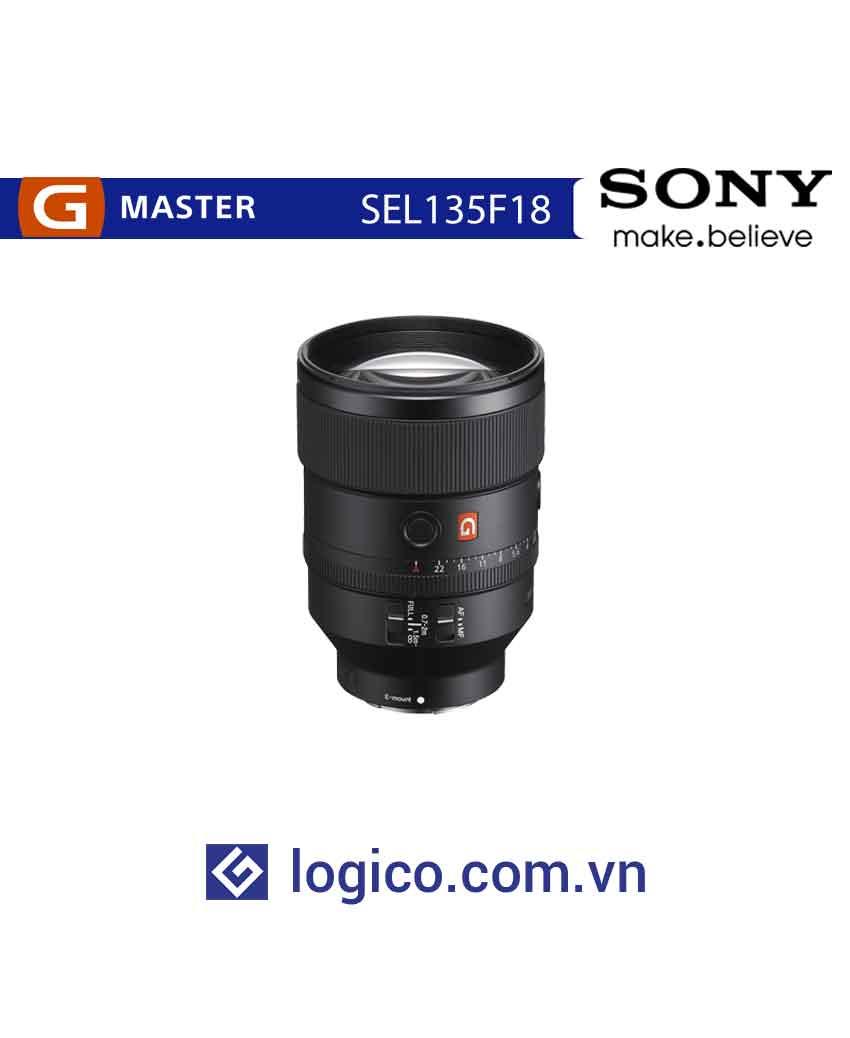Ống kính Sony G Master SEL135F18GM