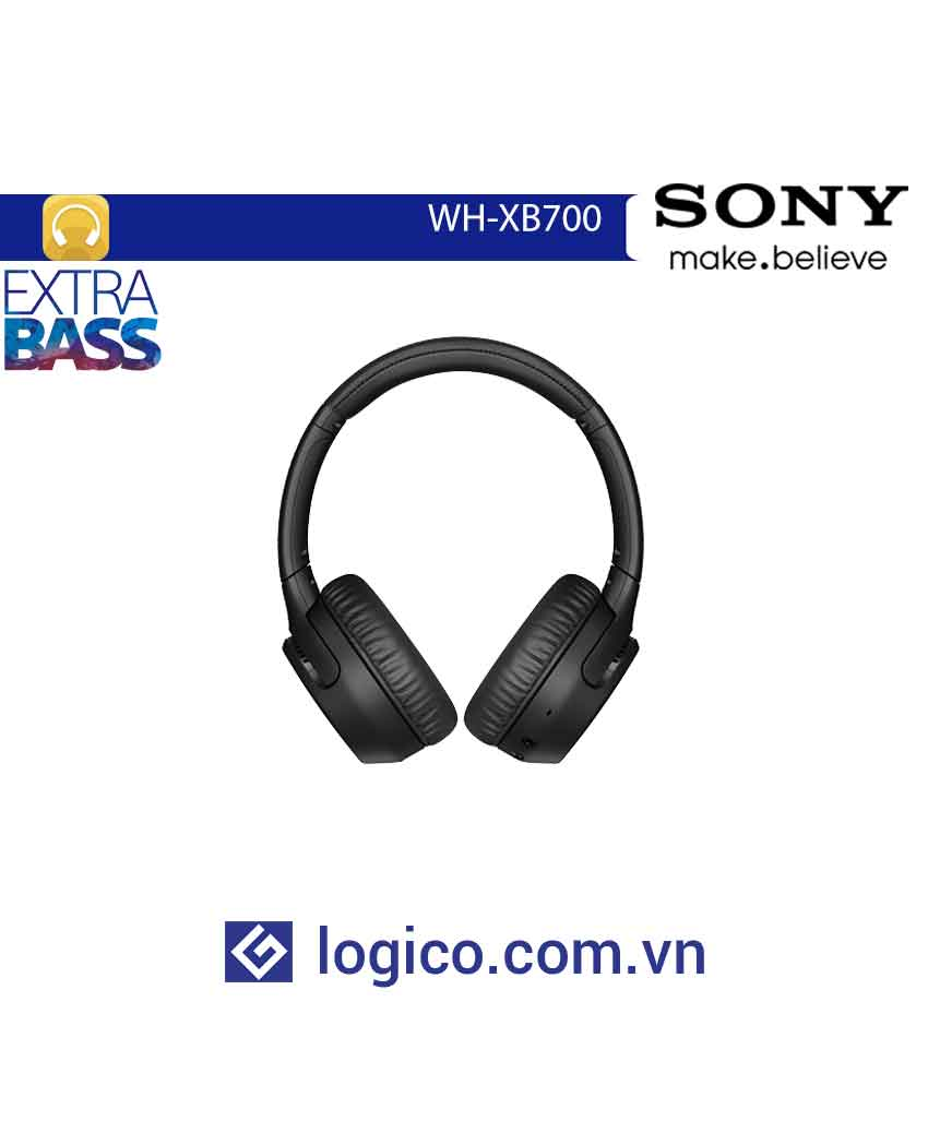 Tai nghe cao cấp Extra Bass Sony WH-XB700