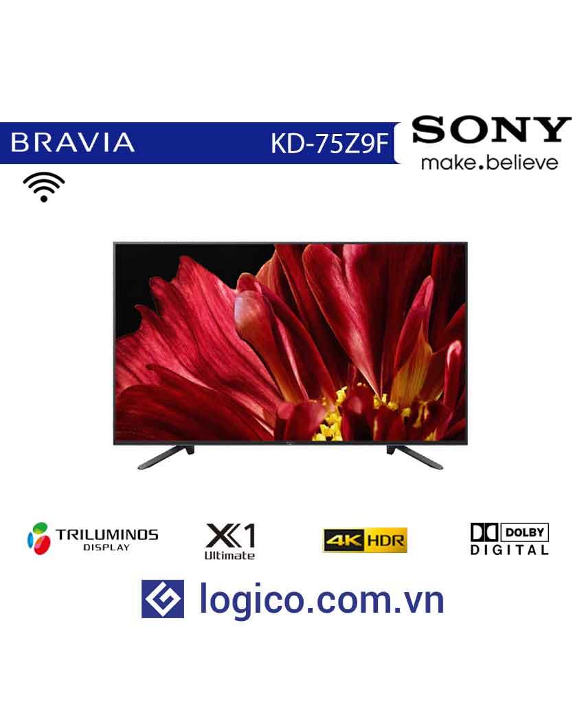 TV Sony Bravia 4K HDR Master Series 75