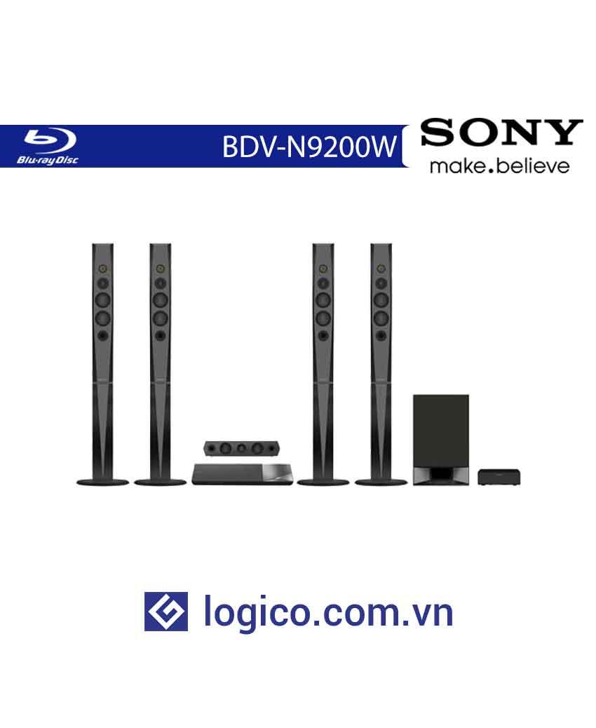 Dàn âm thanh 3D Blu-ray N9200W 5.1 kênh ( Màu đen)