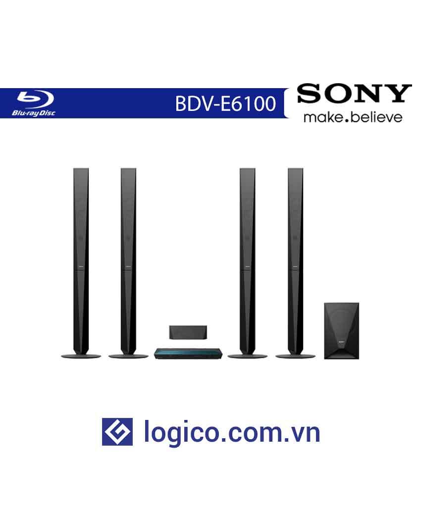 Dàn âm thanh Blu-ray Disc BDV-E6100, 5.1 kênh
