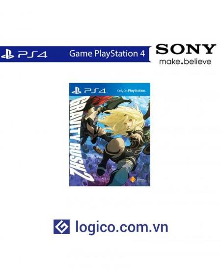 Đĩa Game PlayStation 4 Gravity Rush 2