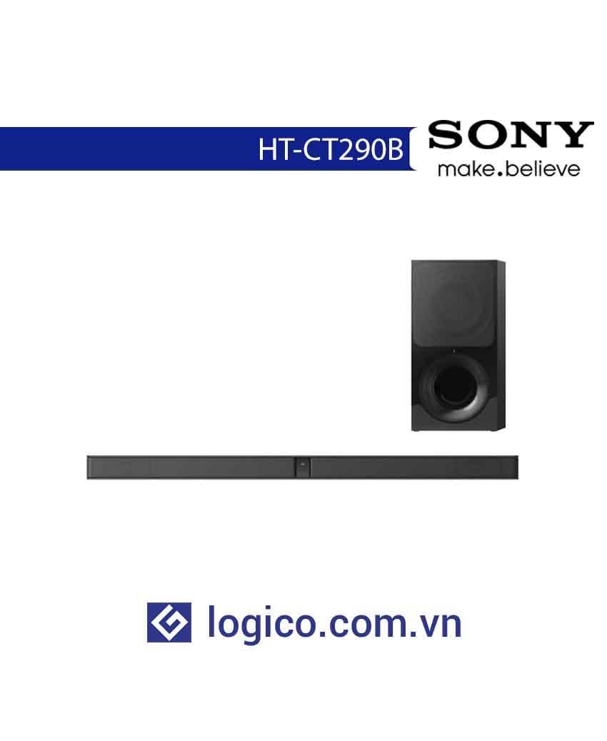 Hệ thống âm thanh Sound Bar HT-CT290 (Màu đen)