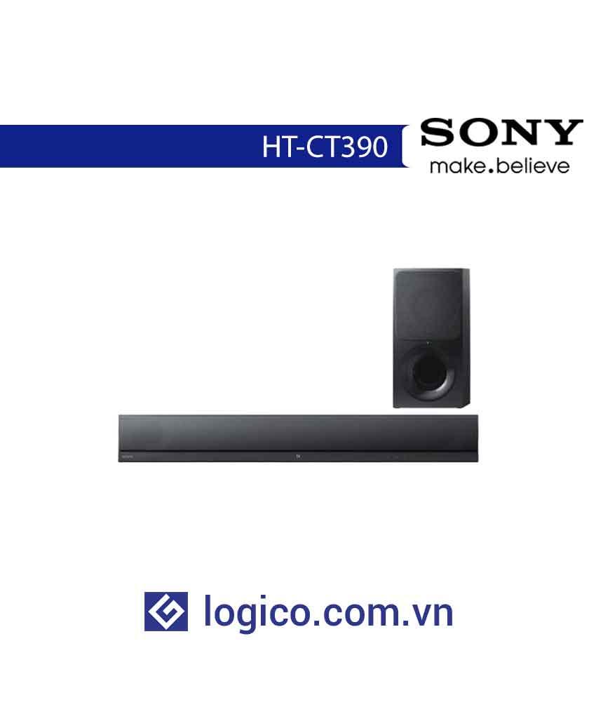 Hệ thống âm thanh Sound Bar HT-CT390