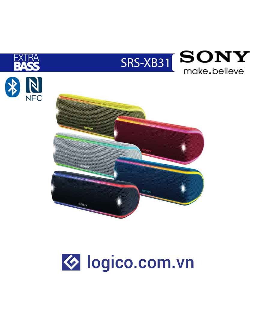Loa không dây Sony SRS-XB31