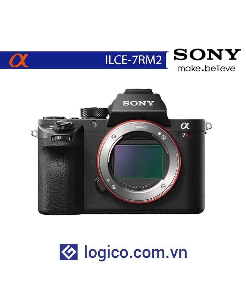 Máy chụp ảnh ILCE-7RM2/Full Frame 42.4MP