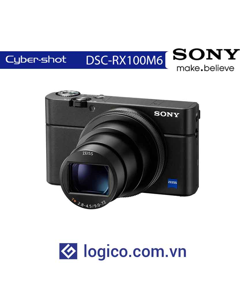 Máy chụp ảnh KTS Cyber-shot RX100M6