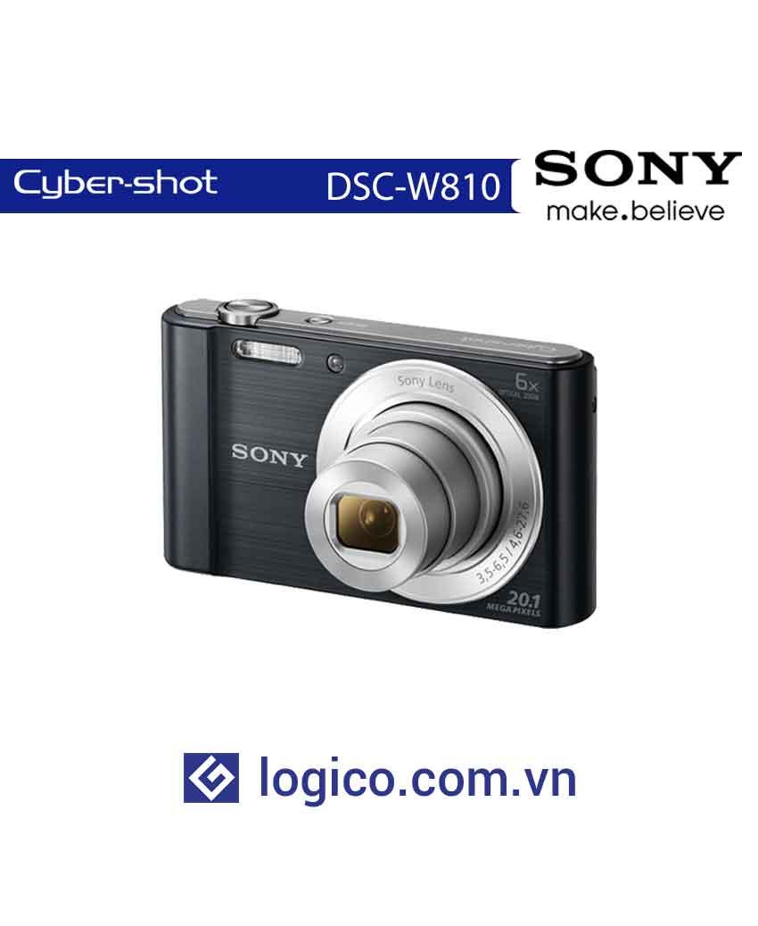 Máy chụp ảnh Sony Cyber-shot DSC-W810, 20.1MP
