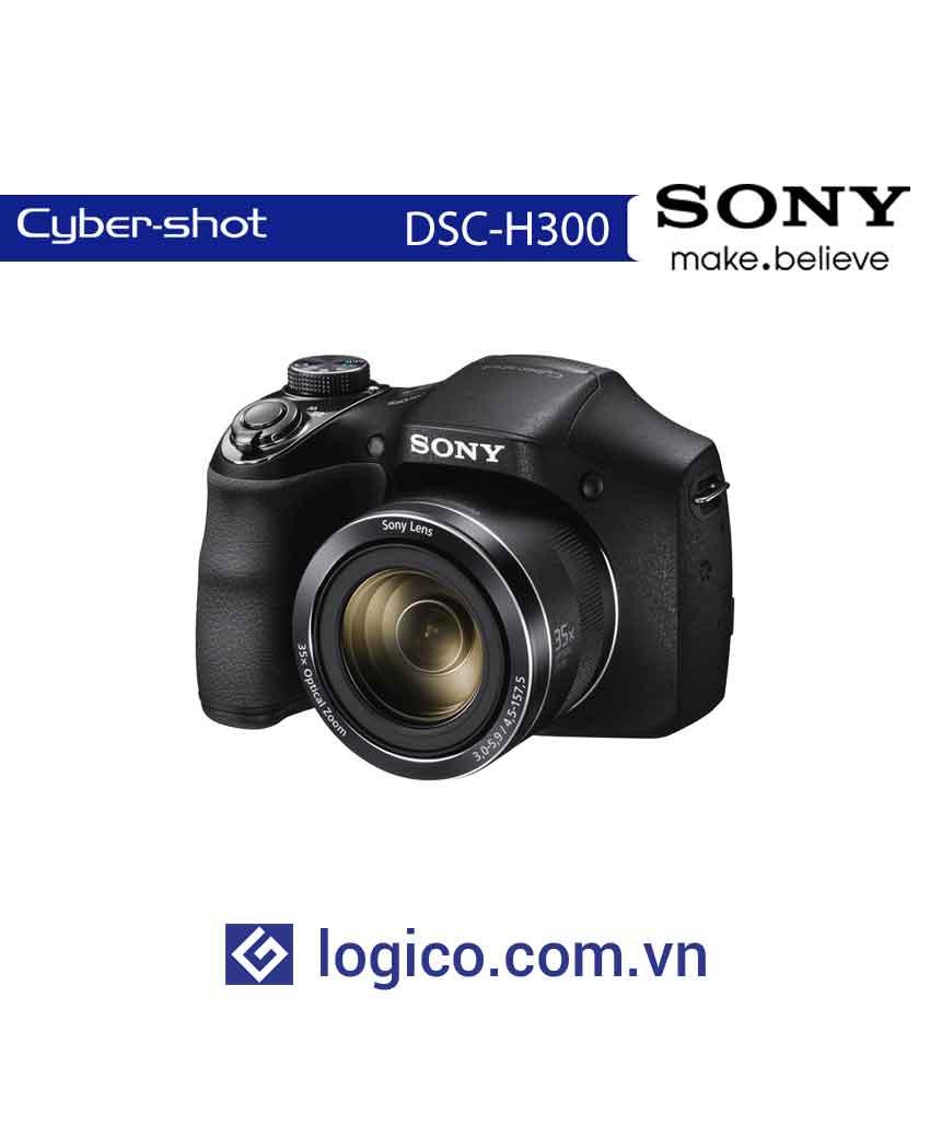 Máy chụp ảnh Sony Cyber-shot H300