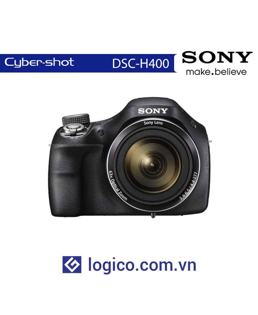 Máy chụp ảnh Sony Cyber-shot H400