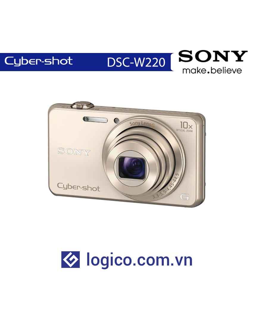 Máy chụp ảnh Sony Cyber-shot WX220, 18.2MP