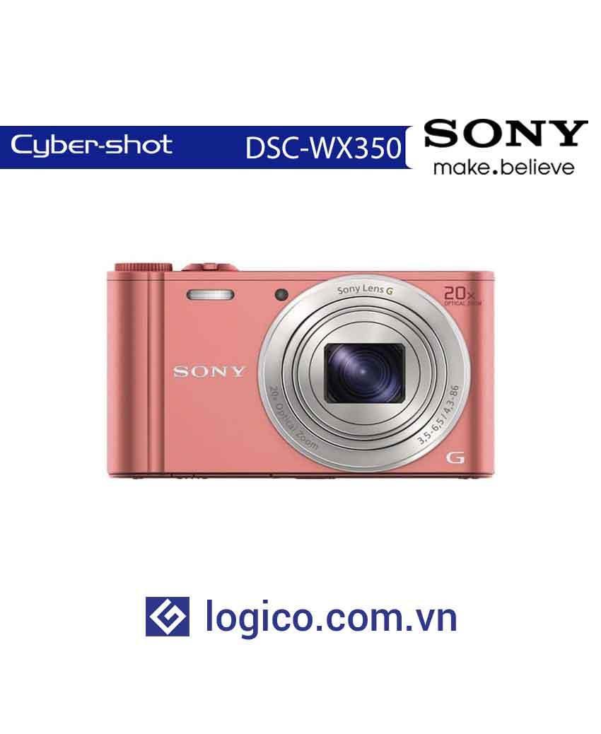 Máy chụp ảnh Sony Cyber-shot WX350, 18.2MP