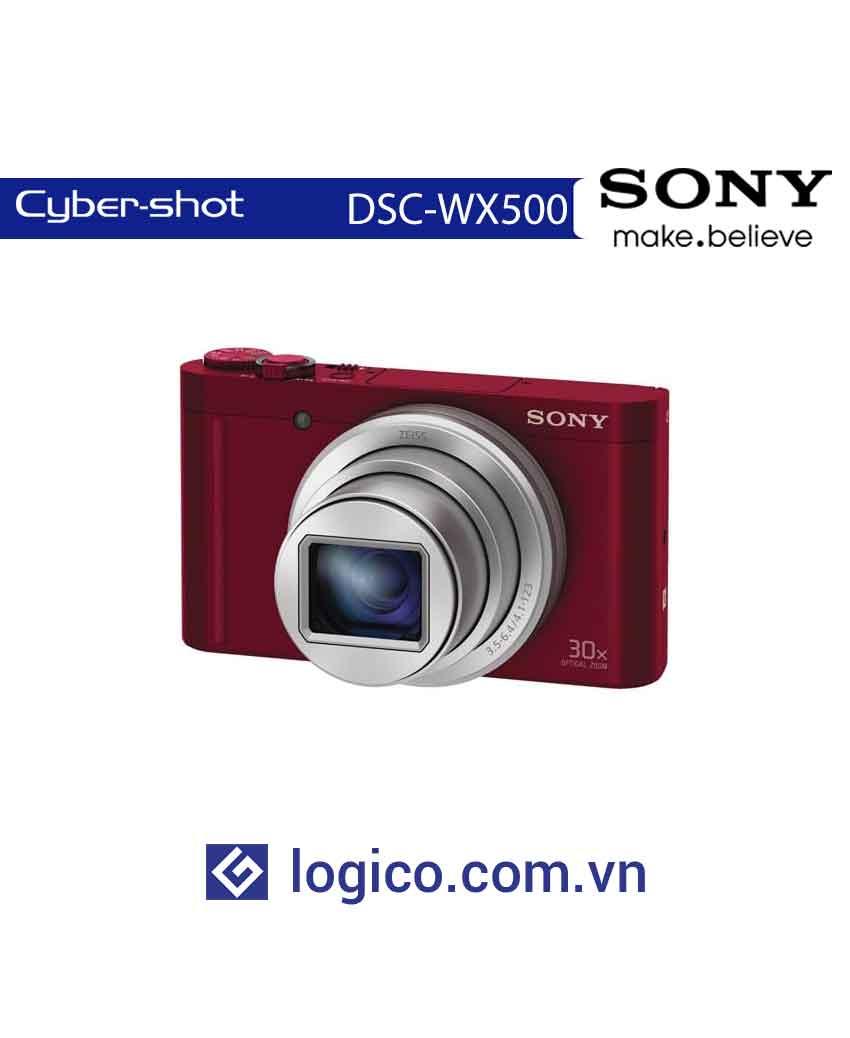 Máy chụp ảnh Sony Cyber-shot WX500, 18.2MP
