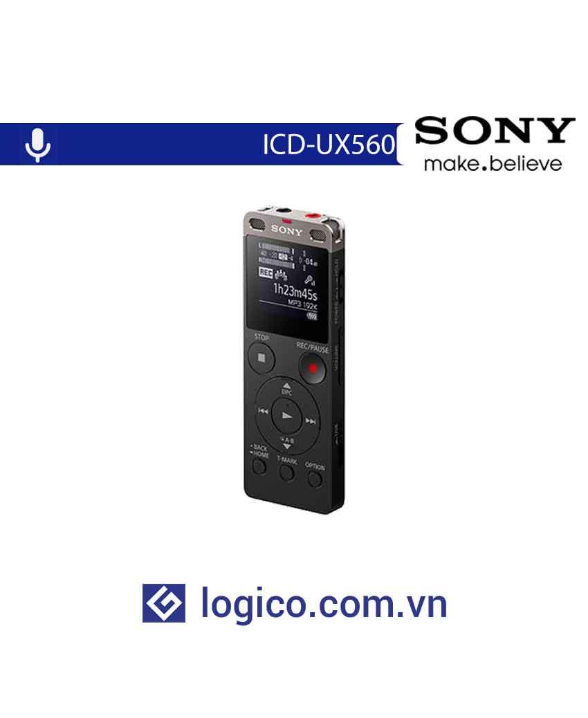 Máy ghi âm KTS Sony UX560F, 4GB