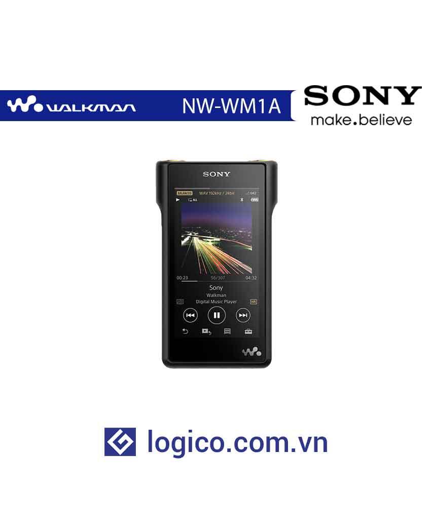 Máy nghe nhạc Hi-res Sony Walkman NW-WM1A