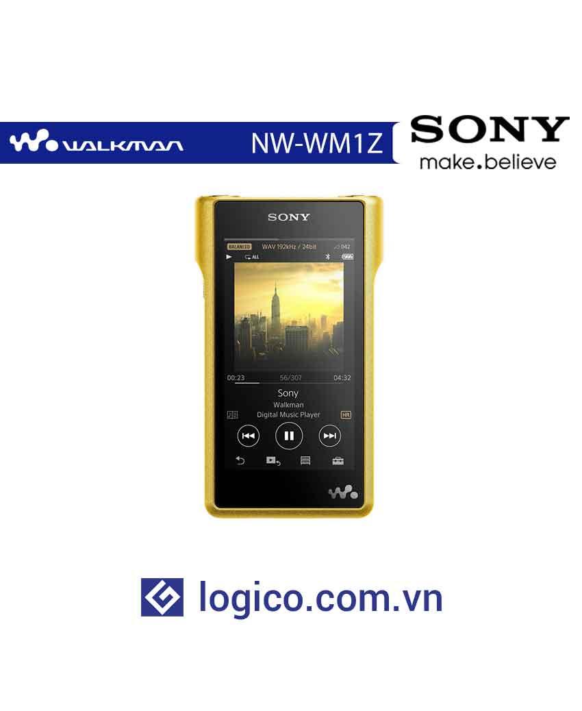 Máy nghe nhạc Hi-res Sony Walkman NW-WM1Z