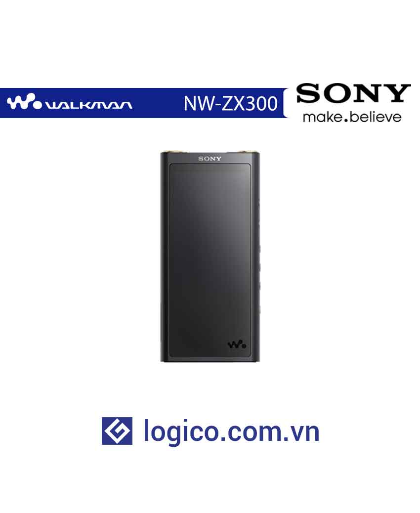 Máy nghe nhạc Hi-res Sony Walkman NW-ZX300