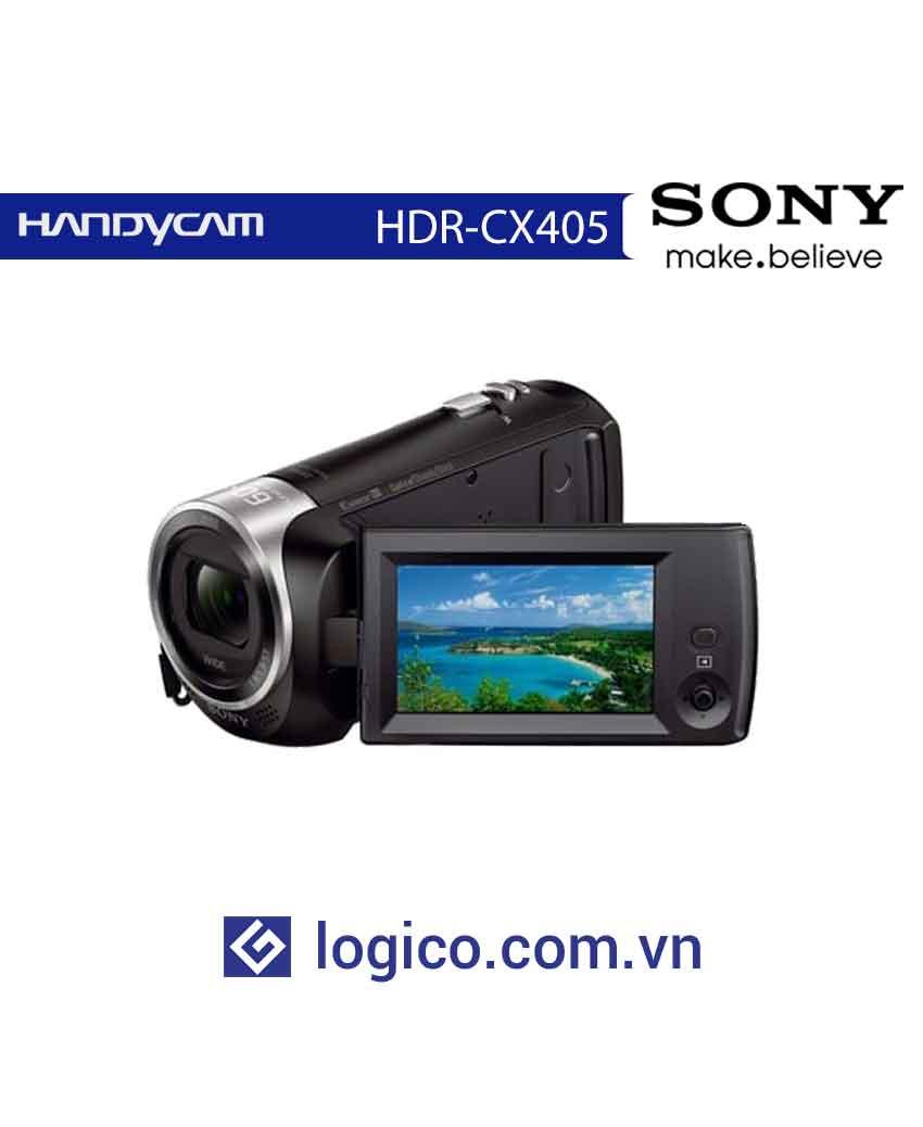 MÁY QUAY PHIM FULL HD, HDR-CX405