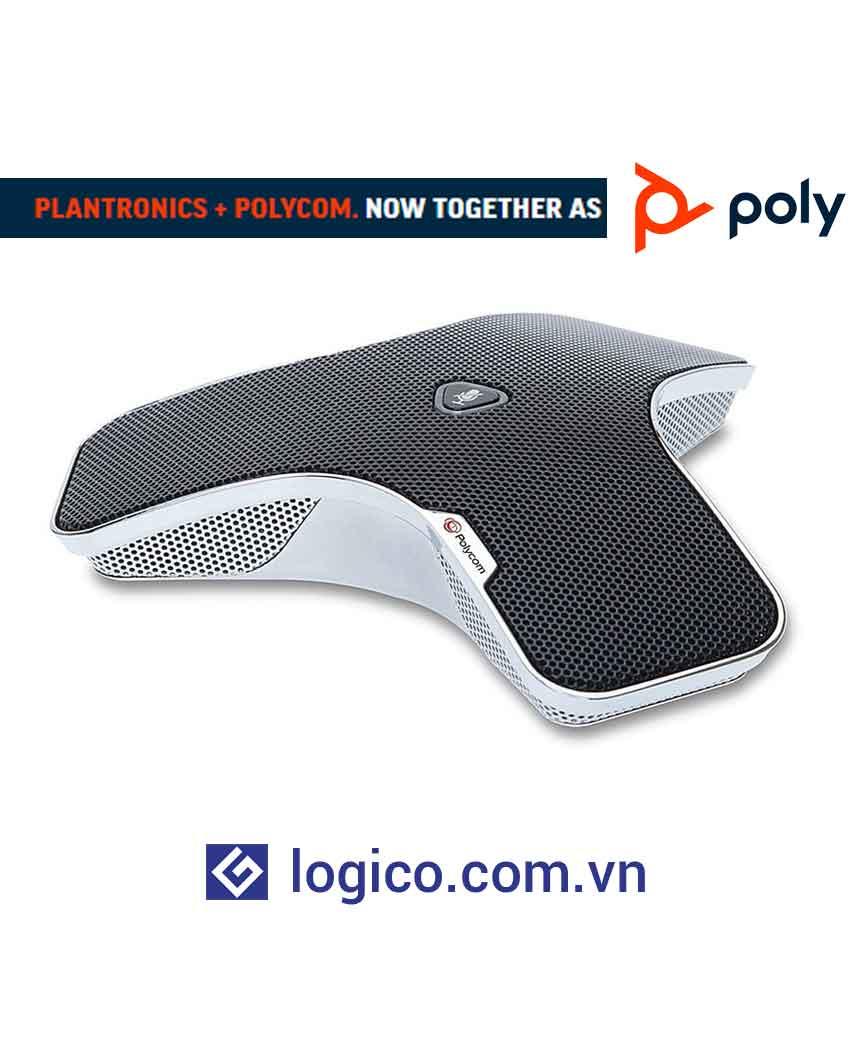 Microphone đa hướng đặt bàn Polycom