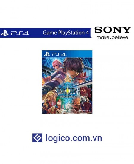 PS4 Game _ Star Ocean -Integrity and Faithlessness