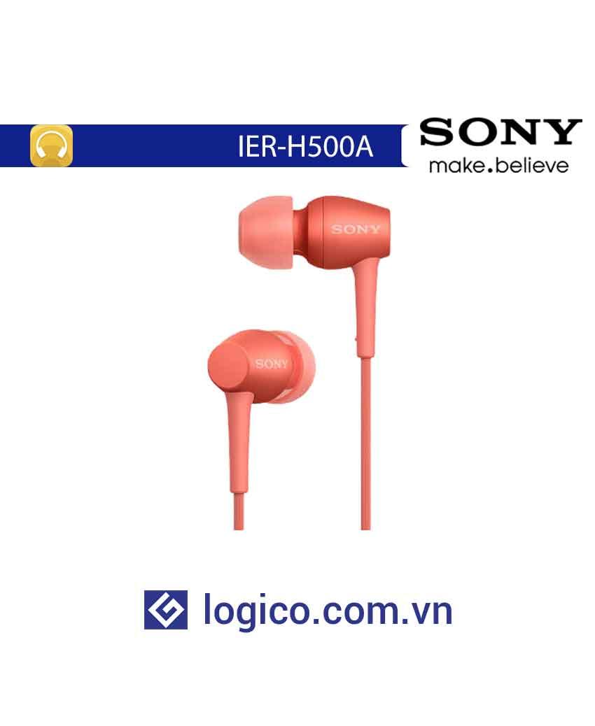 Tai nghe Hi-res Sony IER-H500A