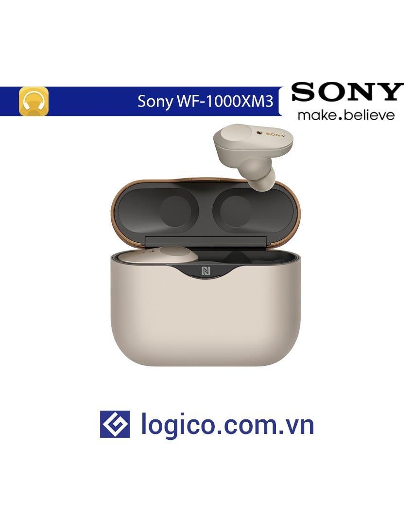 Tai nghe không dây chống ồn Sony WF-1000XM3