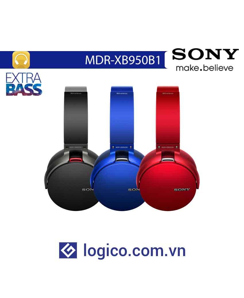 Tai nghe không dây EXTRA BASS™ MDR-XB950B1