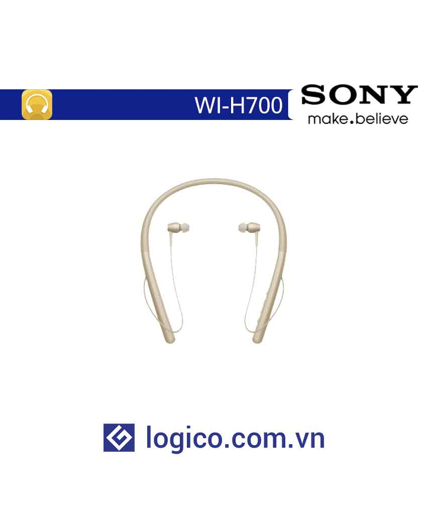 Tai nghe không dây Hi-res Sony WI-H700